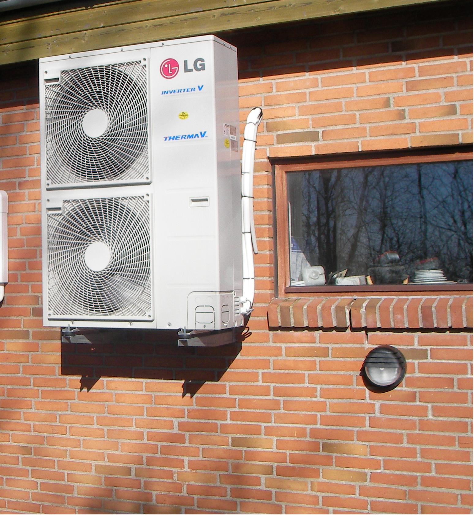 Varmepumper til luft/luft og luft/vand, air condition, jordvarme - Nordjylland, Aalborg ...